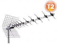 Антенны для цифрового телевидения Т2